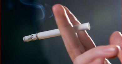 O cigarro